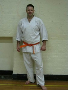 Rick Orange Belt